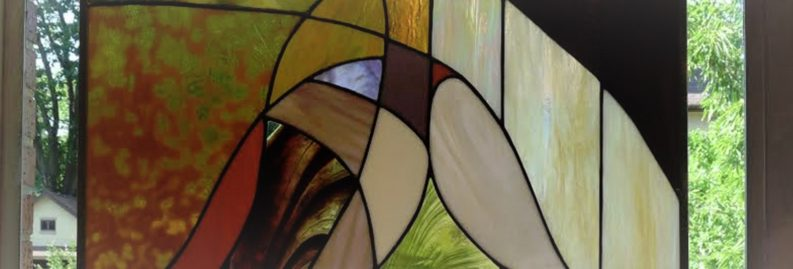 Stained glass art - Risa Dera